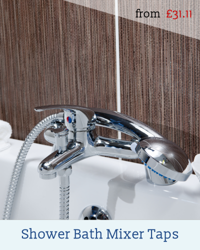 Shower bath mixer taps for bathroom and En-suite