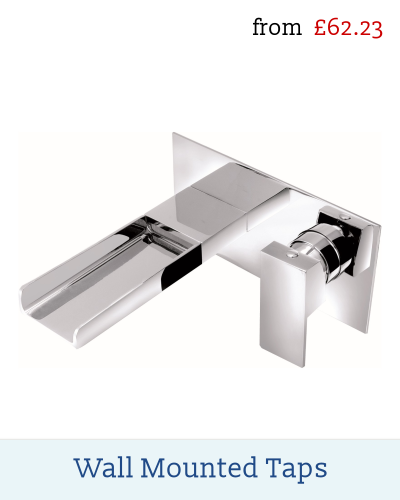 Luxury and Stilish Wall mounted taps for you wash basin and bathtubs